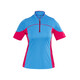 Gonso Jave Bike Jersey Shortsleeve Women blue